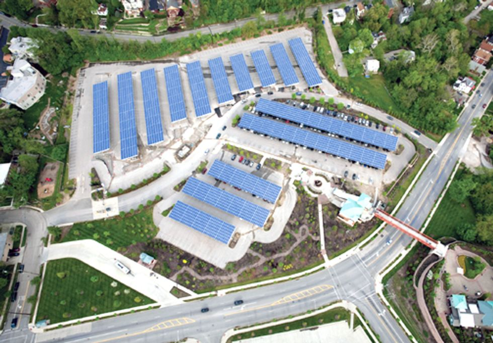 Building a Solar City