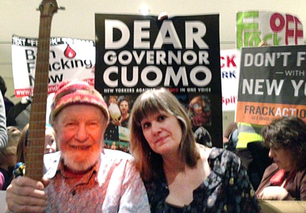 Sandra Steingraber: Next 12 Steps to Stop Fracking in New York