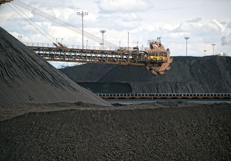 Southeast Coal Exports: A Climate Shell Game?