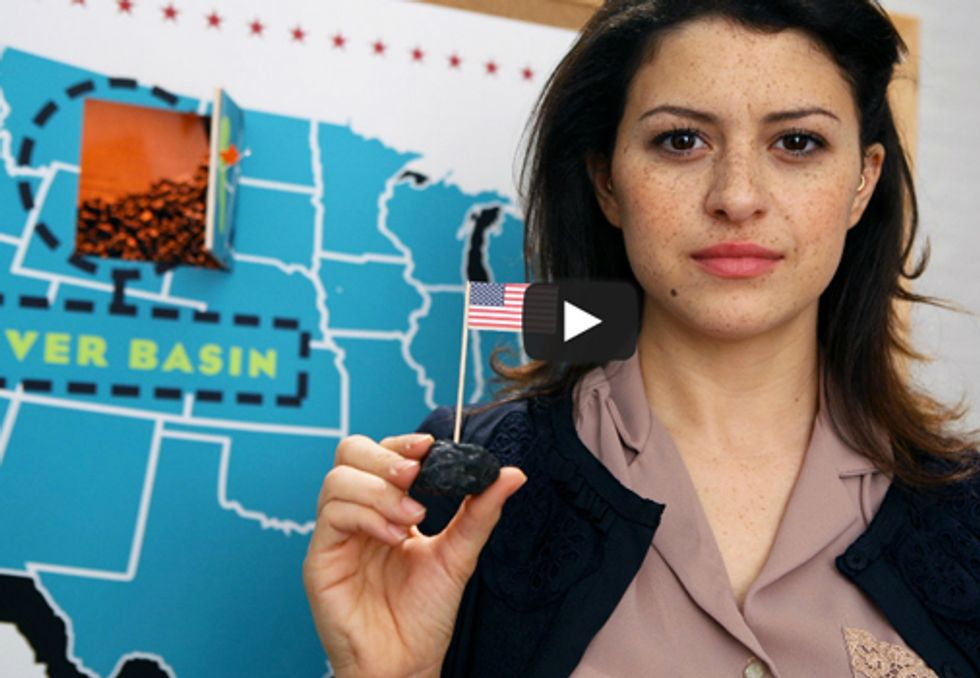 Video: Arrested Development Co-Star Exposes the Coal Export Conspiracy