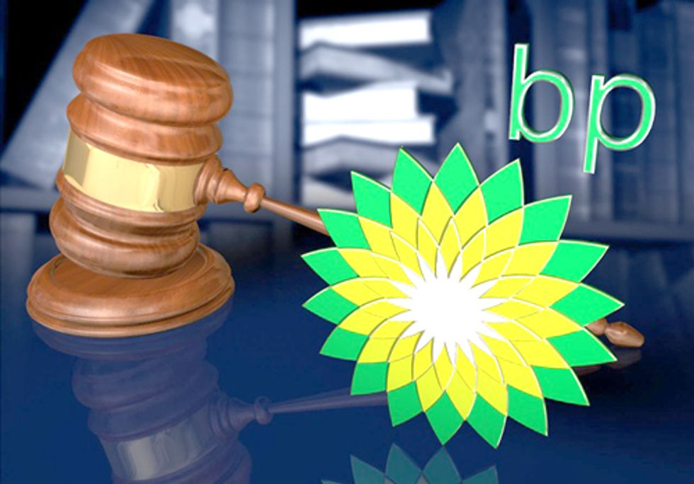 Judge Approves $4 Billion in Fines for BP in Gulf Disaster Deal
