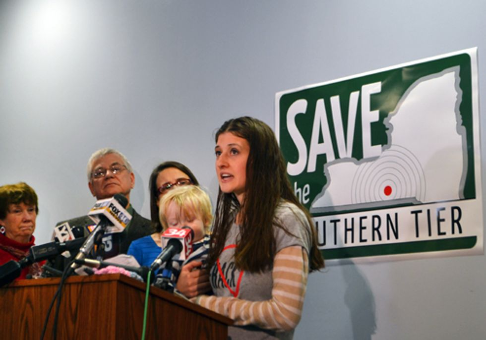 New Anti-Fracking Network Launches in NY