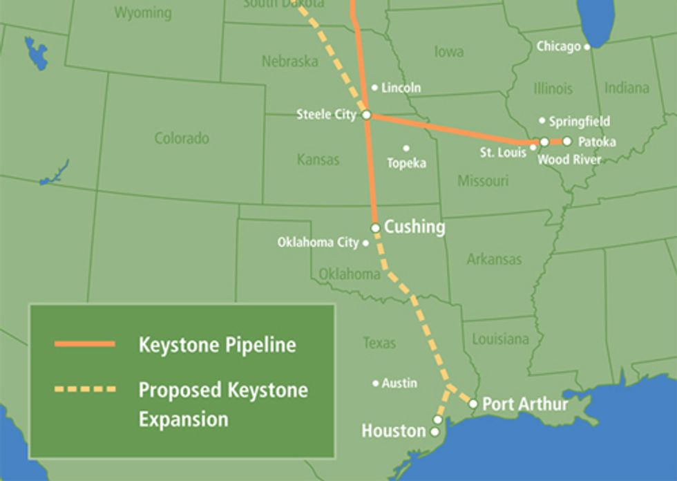 Why the Southern Leg of Keystone XL Must Be Stopped