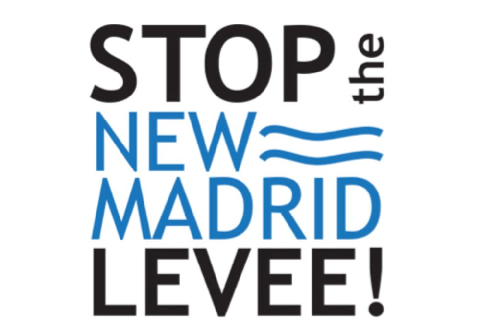 STOP THE NEW MADRID LEVEE: Tell the Obama Administration to Stop the Largest Wetlands Destruction Project on the Books Today