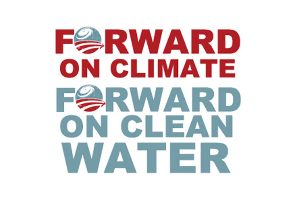 Tell President Obama to Move Forward on Climate and Clean Water by Stopping Dirty Energy