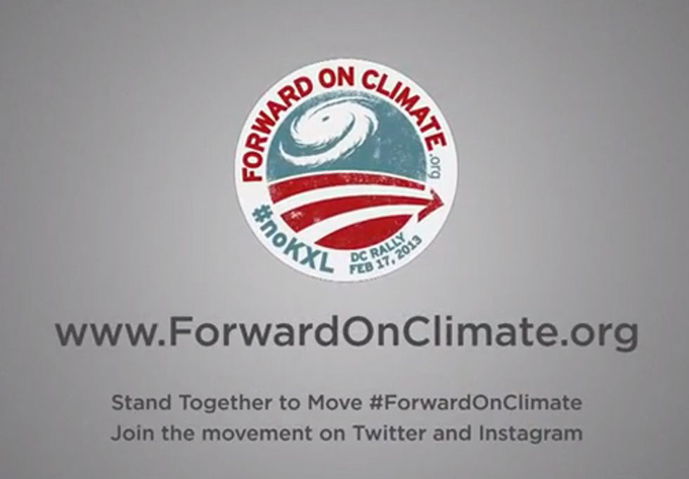 Inspiring Video: Stand Together to Move Forward on Climate