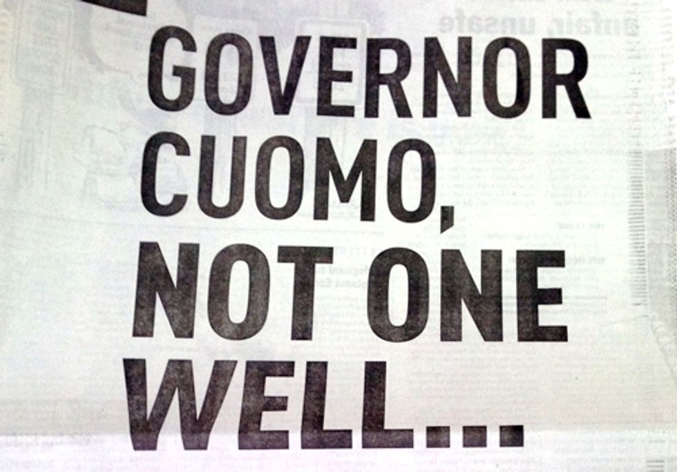 New Jersey State Legislators Send Letter to NY Gov. Cuomo Urging Him to Ban Fracking