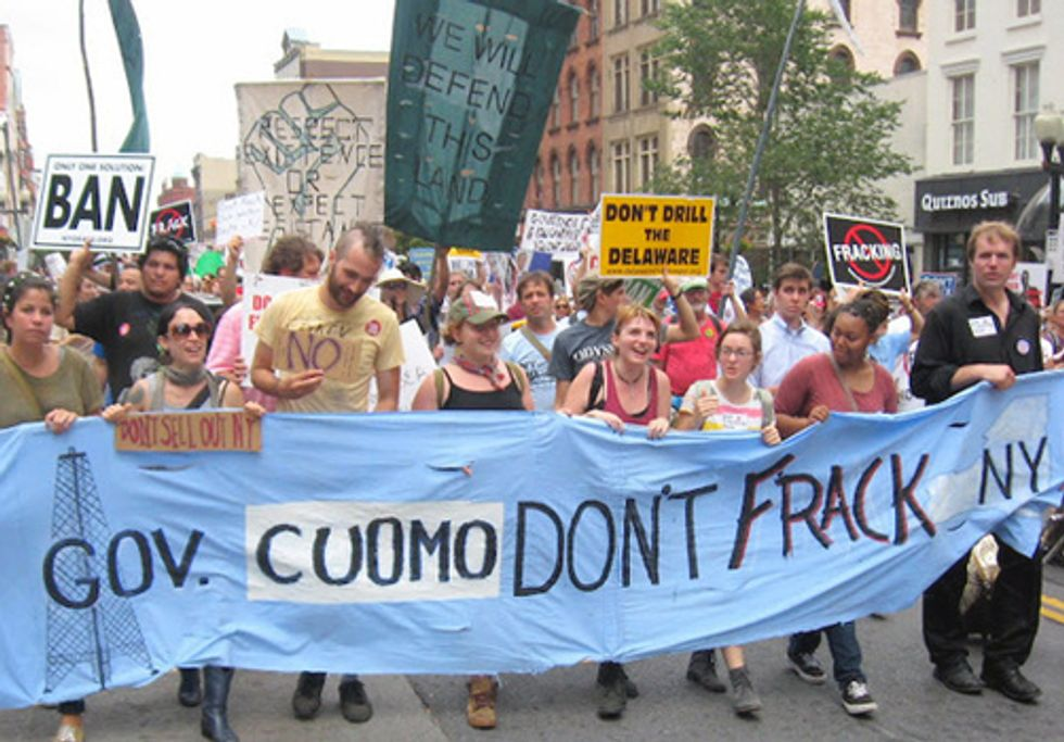 Why New Yorkers Don't Trust Governor Cuomo on Fracking