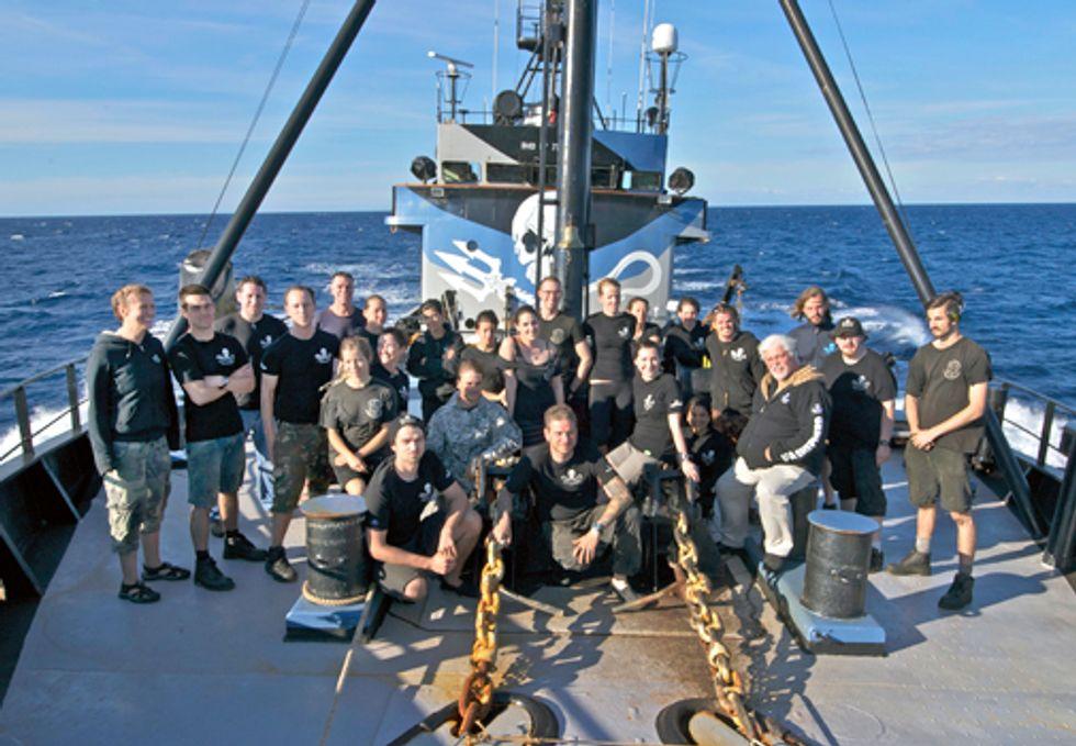 Sea Shepherd Takes Landmark Legal Action to U.S. Supreme Court