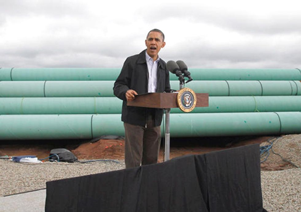 President Obama Takes Strong Stand on Climate in State of the Union Address