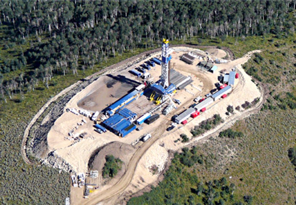 FRACKING PUBLIC LANDS: Is the BLM Bowing to Industry Pressure on New Fracking Rules?