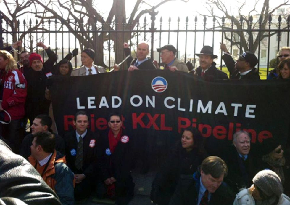 Will President Obama Do the Right Thing and Reject the Keystone XL Pipeline?