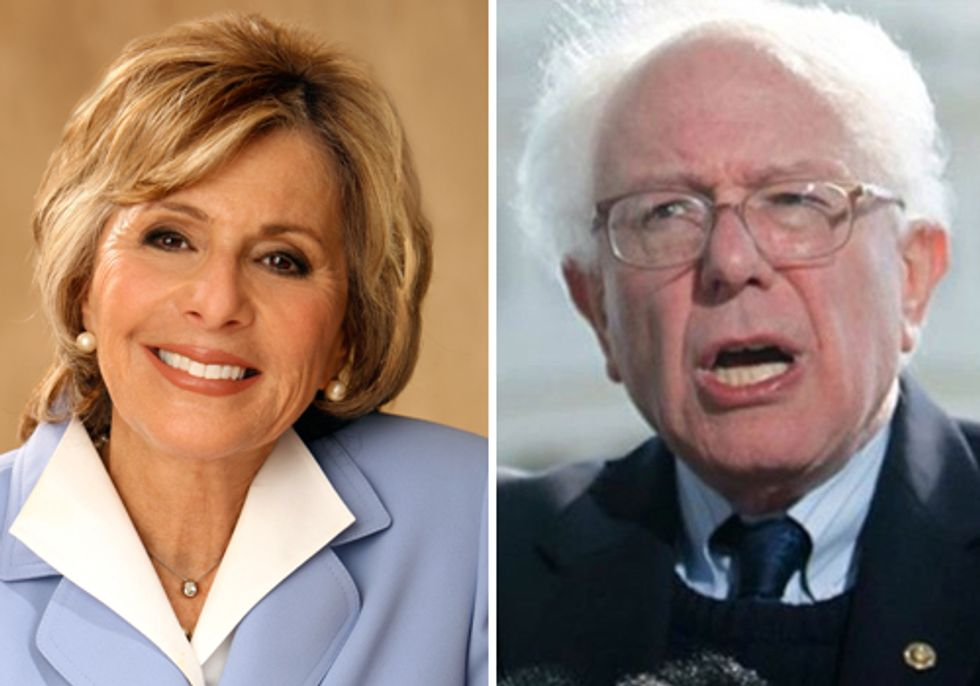 BREAKING: Senators Boxer and Sanders Introduce Climate Legislation