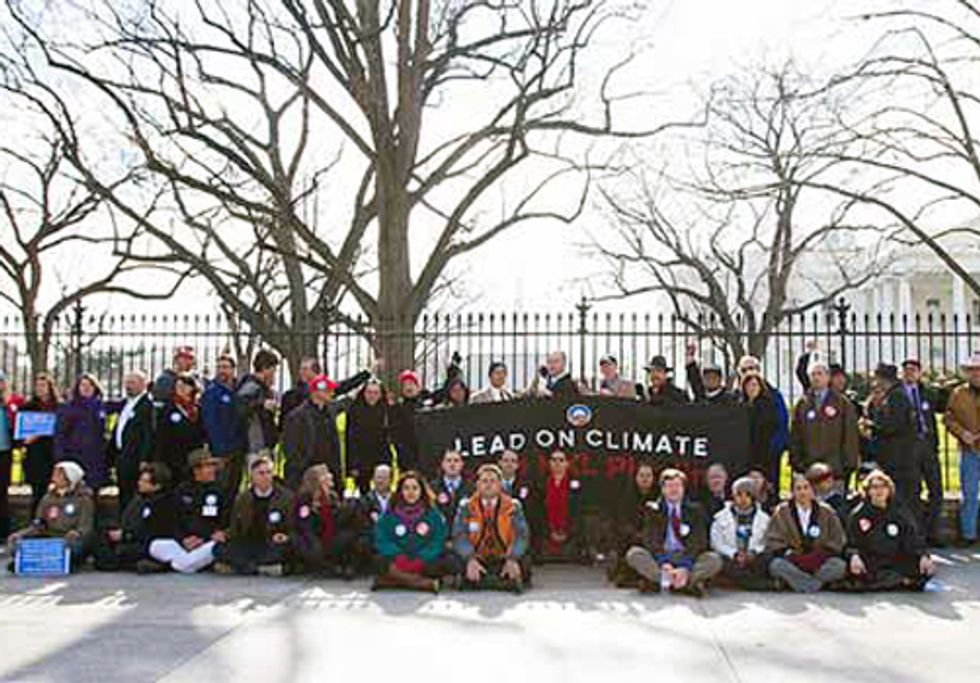 America's Environmental Future Starts Now