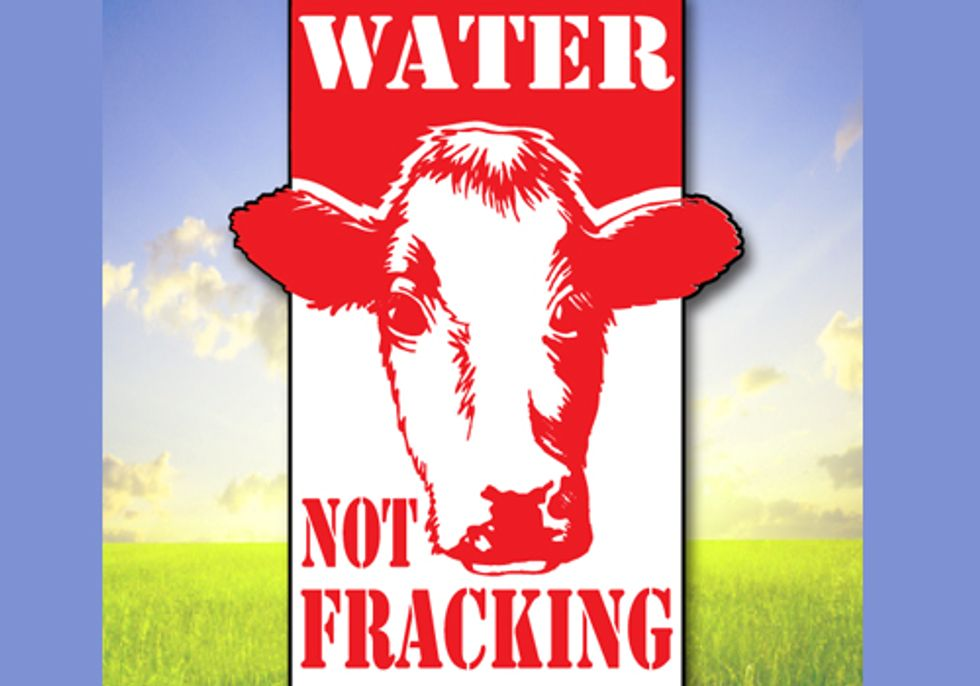 Ban Fracking Campaign, from Ireland to New Mexico