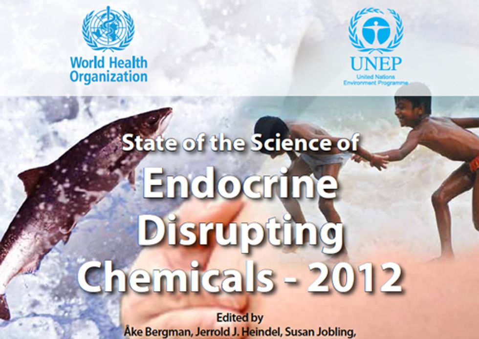 Landmark Study Exposes the Impact of Hormone-Disrupting Chemicals on You, Your Family and the Environment