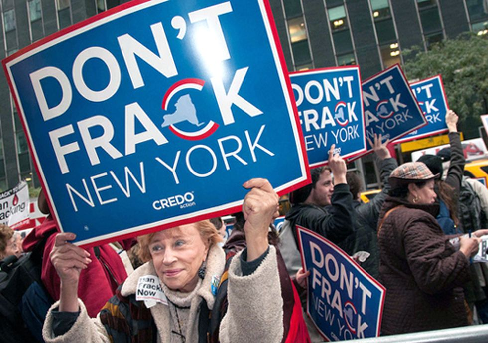 Science Over Politics: Cuomo's Delay on Lifting Fracking Moratorium is Applauded