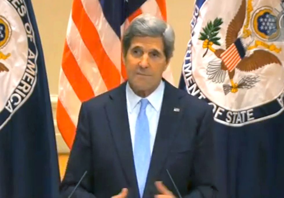 Will Climate Hawk Kerry Have the Courage to Reject the Keystone XL Pipeline?