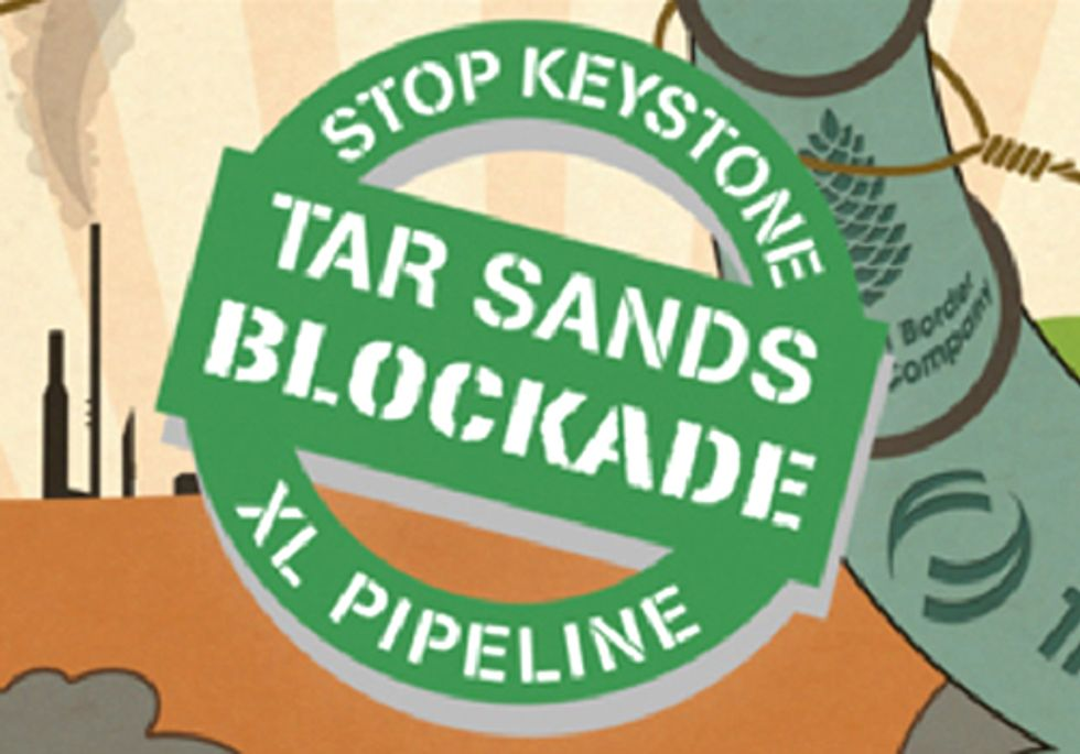 New Documentary Celebrates the Voices of the Tar Sands Blockade