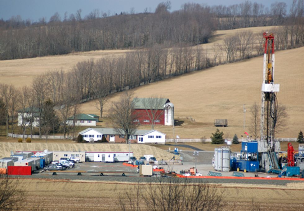 Fracking Pennsylvania: Flirting With Disaster