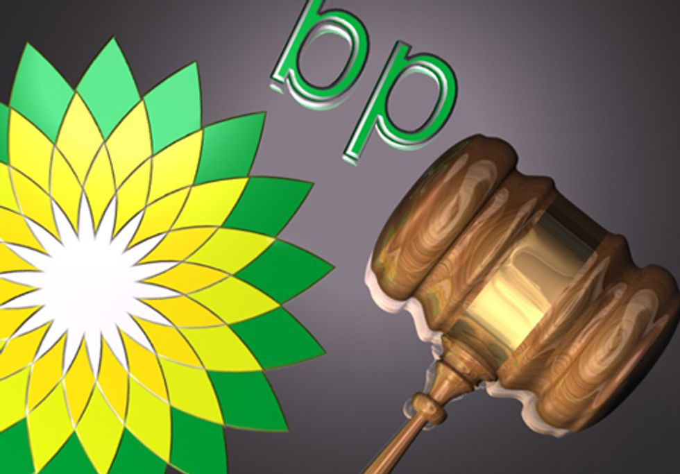 Tell Attorney General Holder: No Tax Write-Offs for BP for Spilling Oil