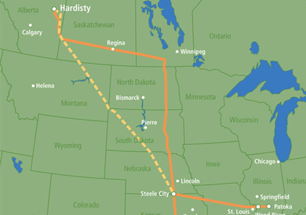 BREAKING: State Department Releases Environmental Assessment on the Proposed Keystone XL Pipeline