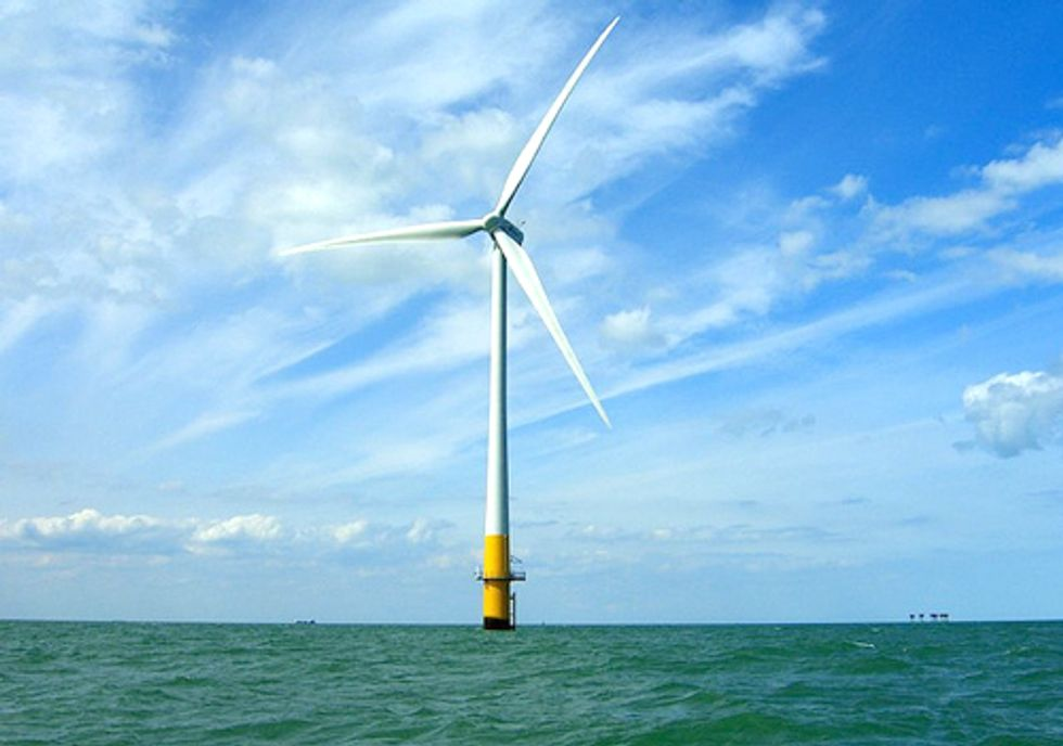 Offshore Wind Bill Renews Commitment to Clean Energy