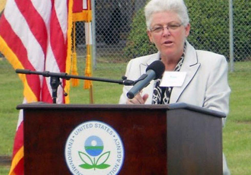 Obama Nominates Gina McCarthy as U.S. EPA Administrator