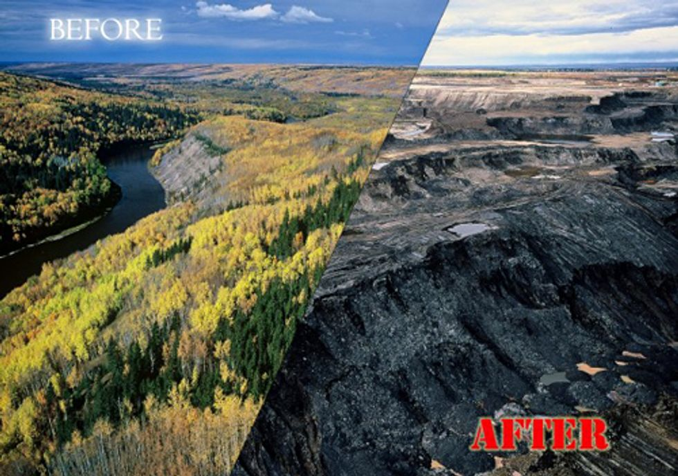 Does State Department Have Head in the Tar Sands on Keystone XL's Role in Climate Change?