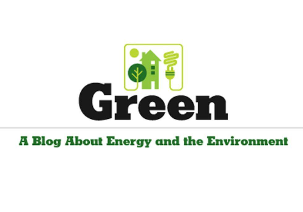 New York Times Eliminates Its Green Blog