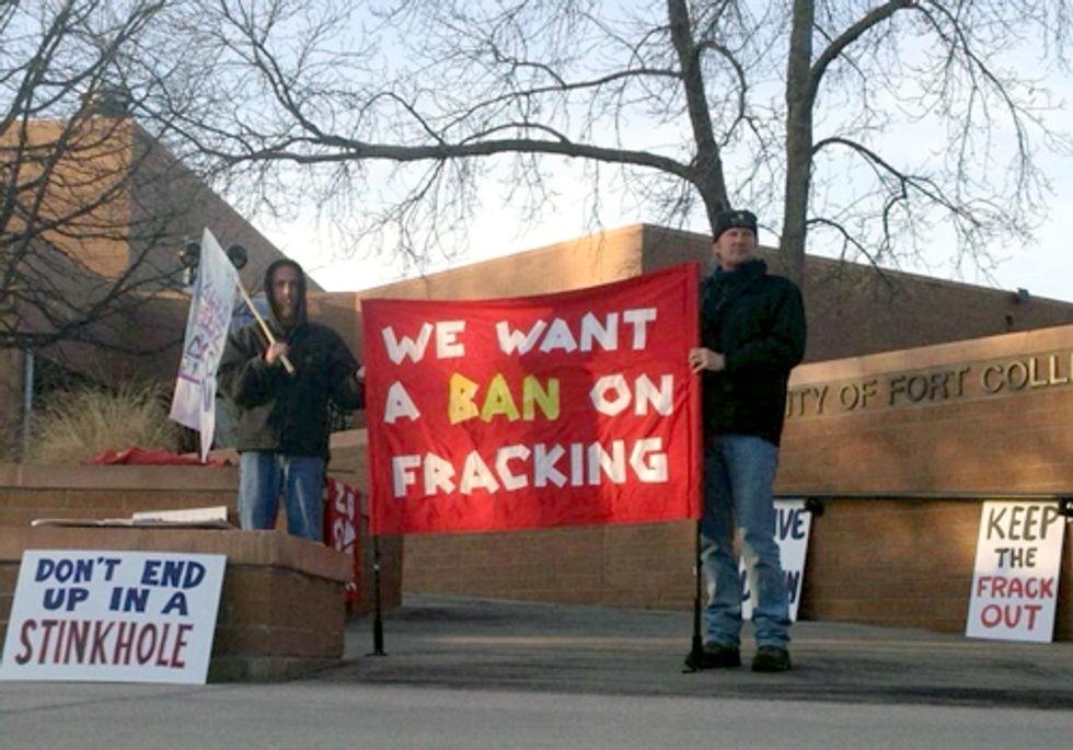 An Inside Look at Democracy in Action to Ban Fracking in Fort Collins