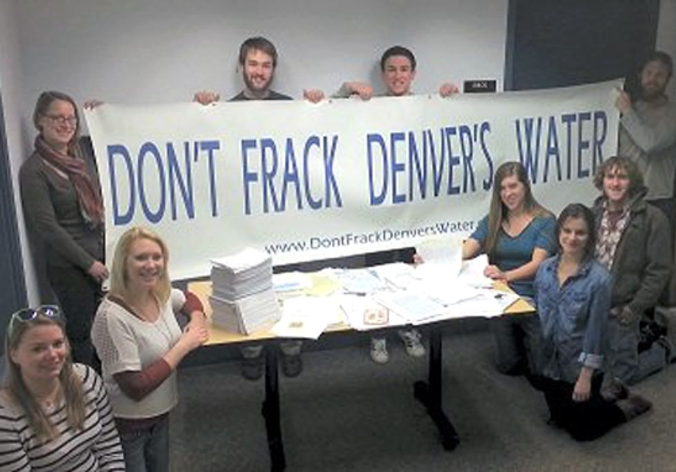 Hickenlooper Not the Only Government Official Trying to Frack Colorado