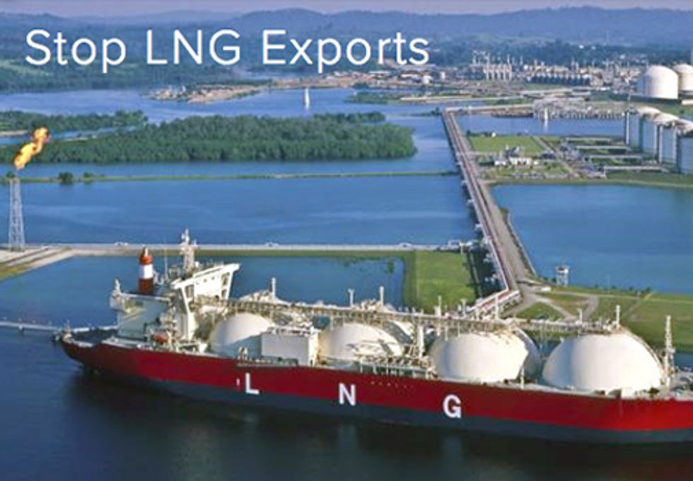 Groups to Obama: Take a Timeout on Natural Gas Exports