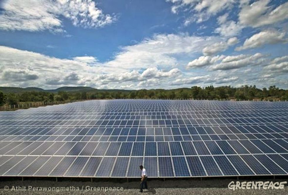 The Promising Future for Solar and Wind Energy