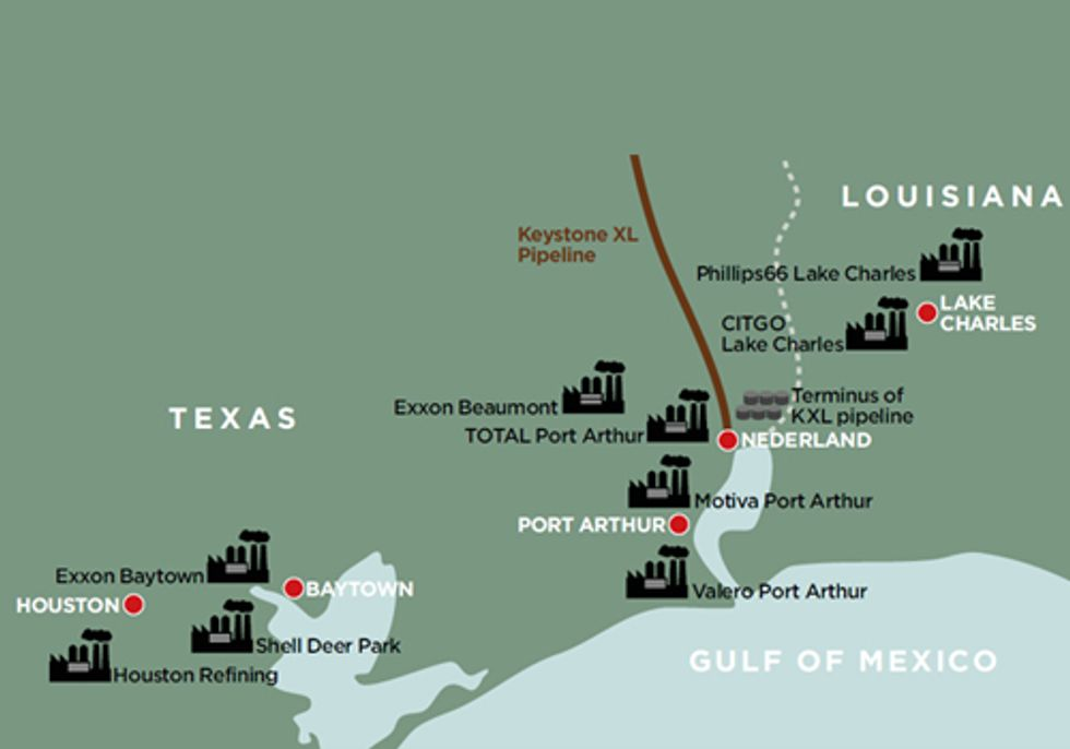 Keystone XL Already an Export Pipeline
