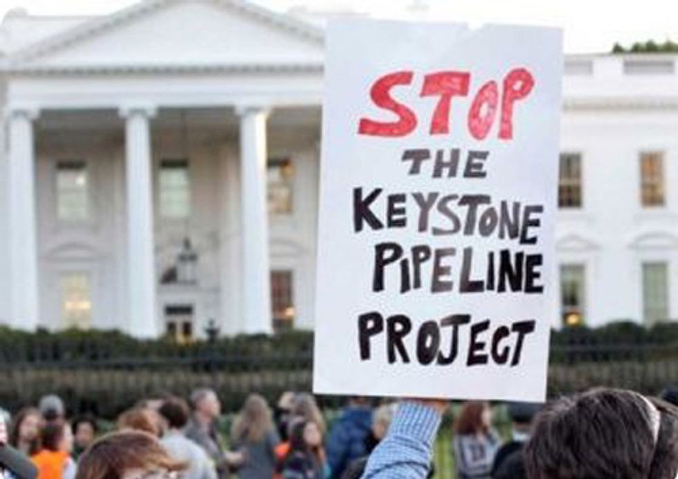 Republicans Announce Bill to Force Approval of Export Pipeline