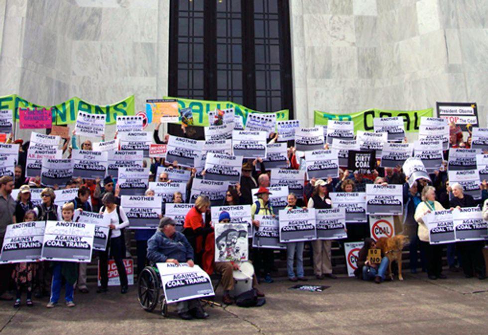 Oregon Residents Sound the Alarm on Pending Coal Export Permit