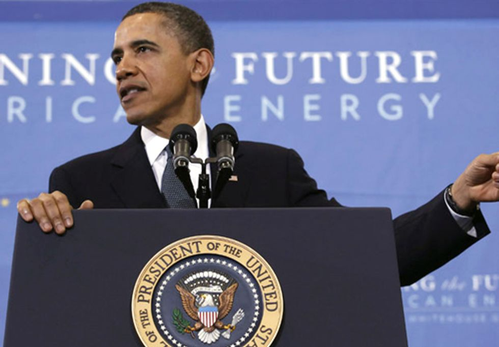 A Closer Look at Obama's 'All of the Above' Energy Policy