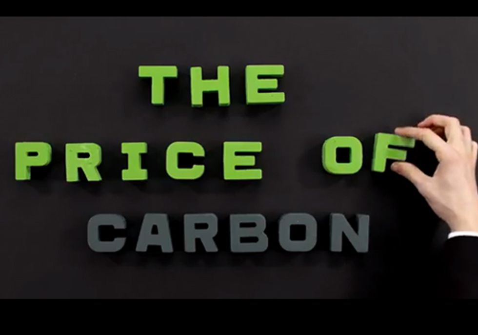 VIDEO: The Price of Carbon
