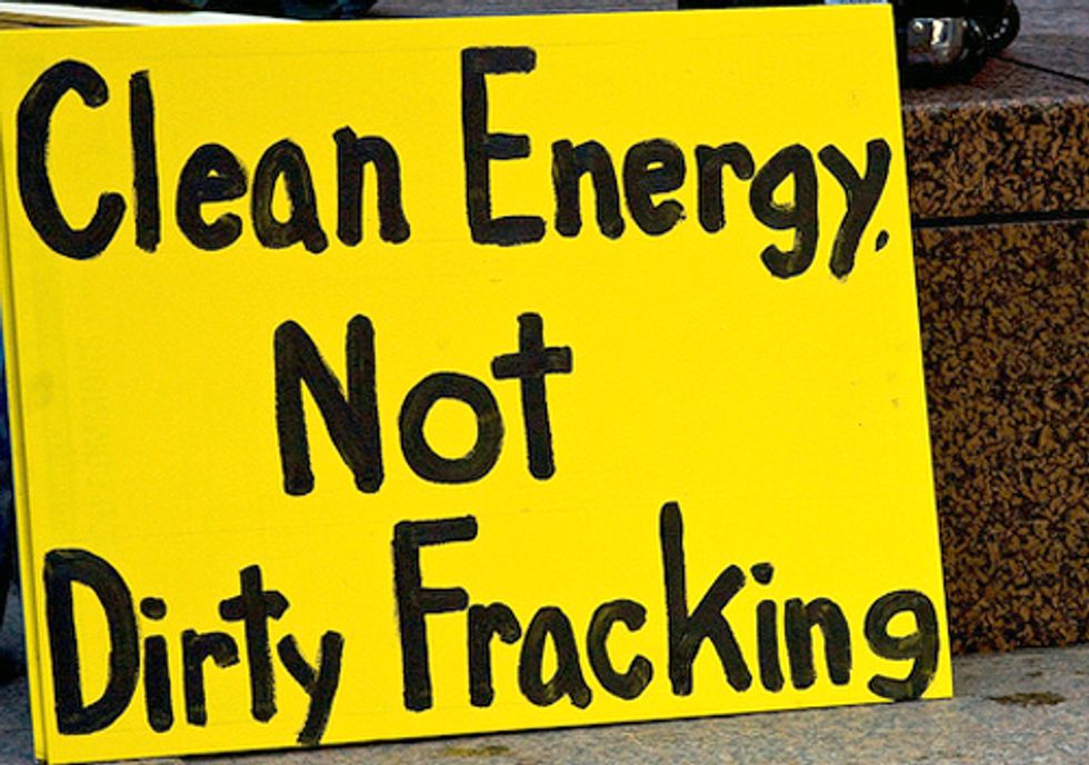 Fracking vs. Democracy: State Laws Subvert Home Rule and Property Rights