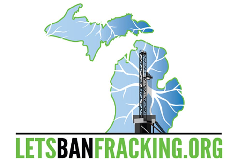 Campaign Kicks Off to Ban Fracking in Michigan