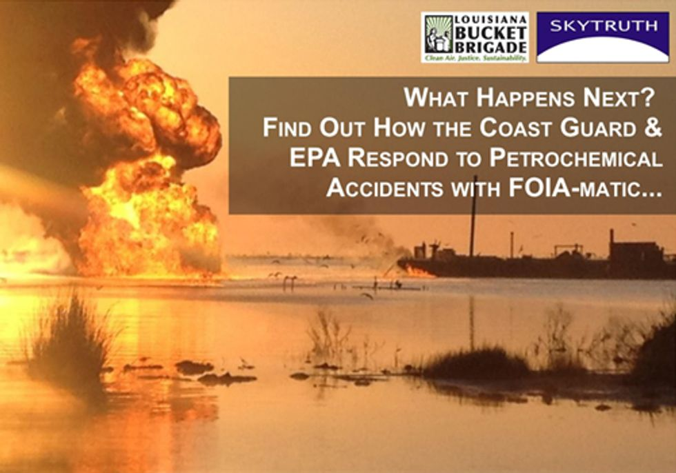 FOIA-Matic: A Tool for Pollution Response Transparency
