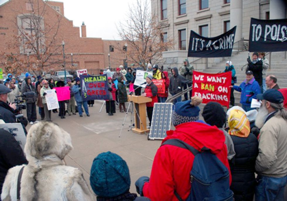 Democracy in Action as Fracking is Voted Down in Colorado Springs
