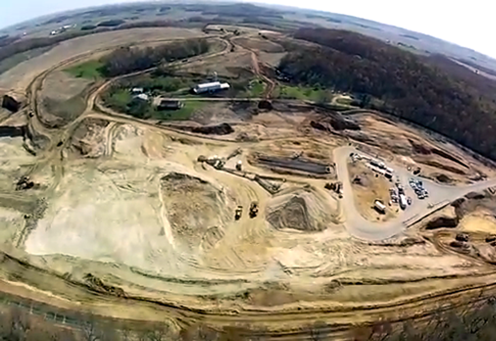 The Price of Sand: New Documentary Exposes Dangers of Frac-Sand Mining