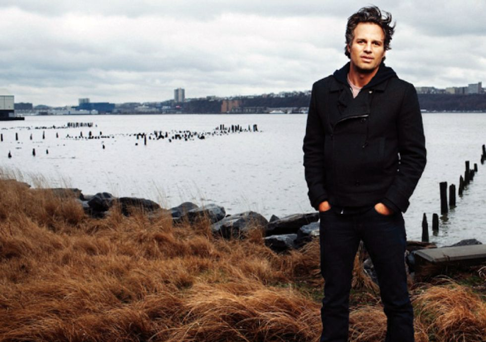 Mark Ruffalo Honored at this Year's Riverkeeper Fishermen's Ball on April 16