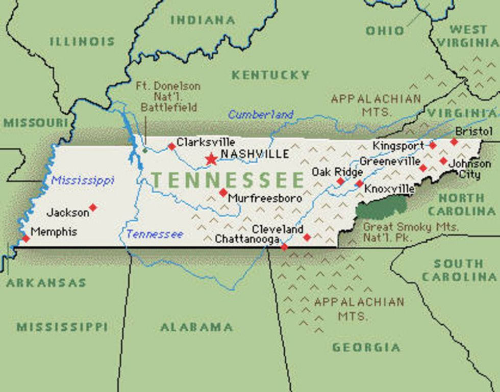 Fracking Industry Greases Gears of Government in Tennessee
