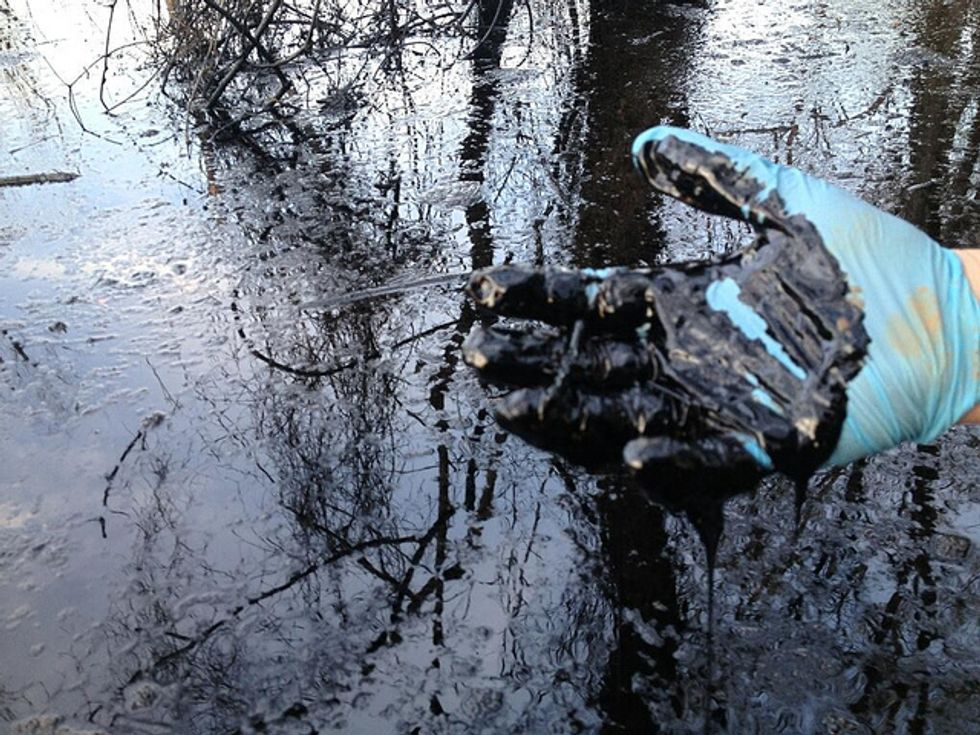 Arkansas Spill: Another Red Flag Exposing the Dangers of the Keystone XL Pipeline