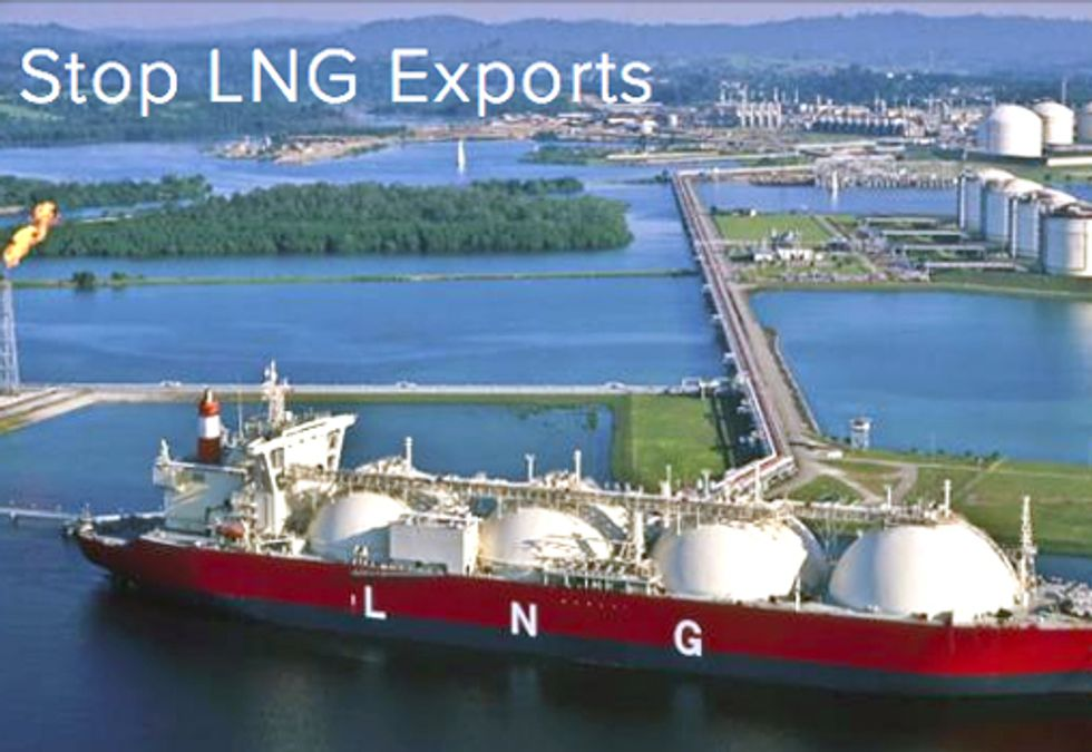 Groups Petition DOE to Revise Out-of-Date Policy for Approving Natural Gas Exports