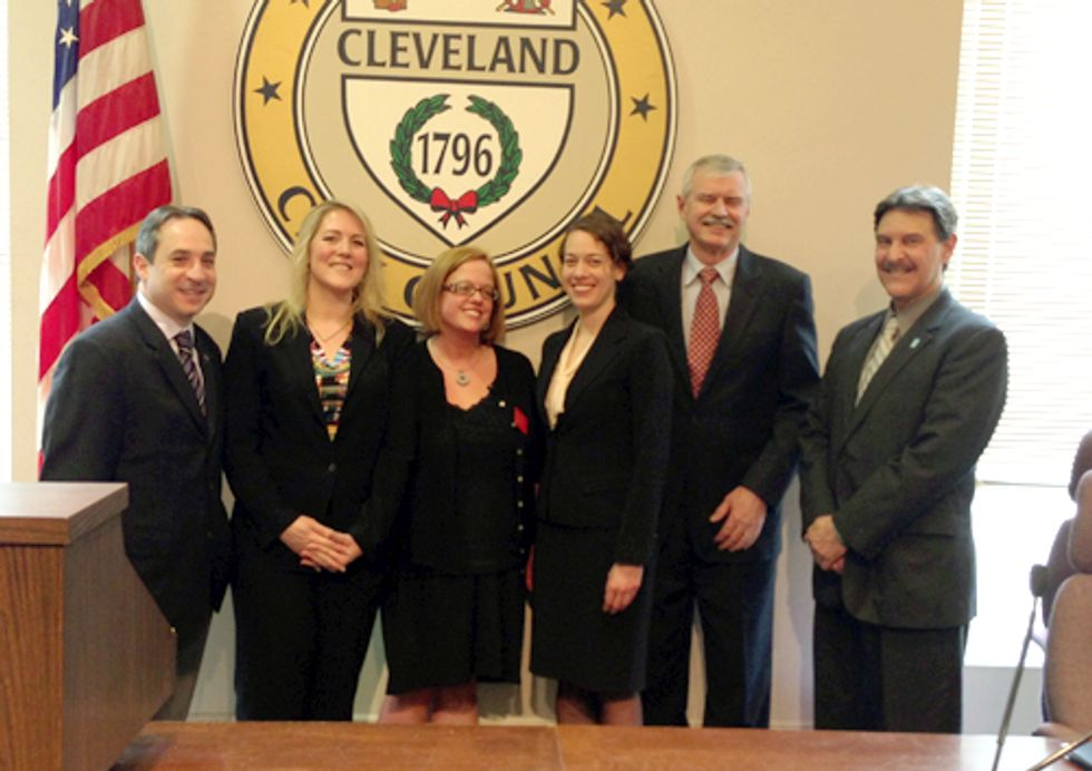 Cleveland City Council Passes Resolution Supporting Ohio's Renewable Energy and Energy Efficiency Laws