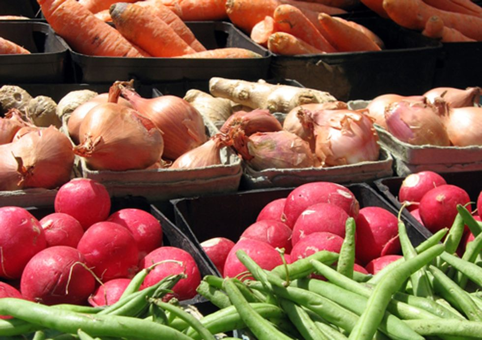 Local Foods Bill Will Provide Healthy Food and Create Jobs